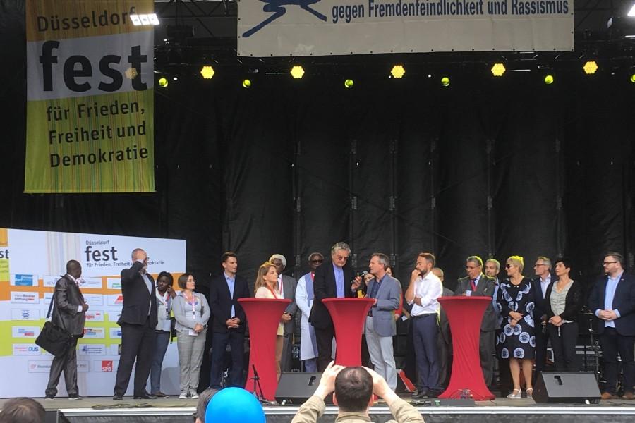 Demokratiefest 2019 - Majors Summit